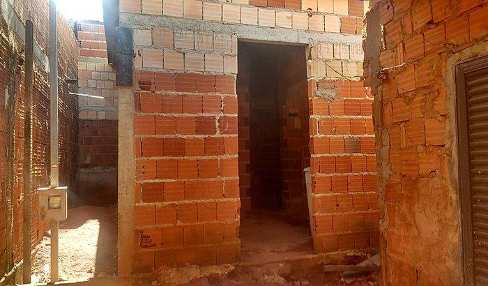 Finalizar a construção da minha casa