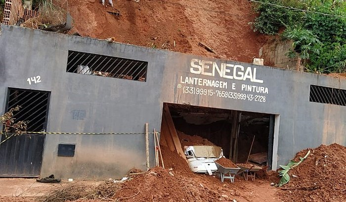 Ajuda para o Senegal