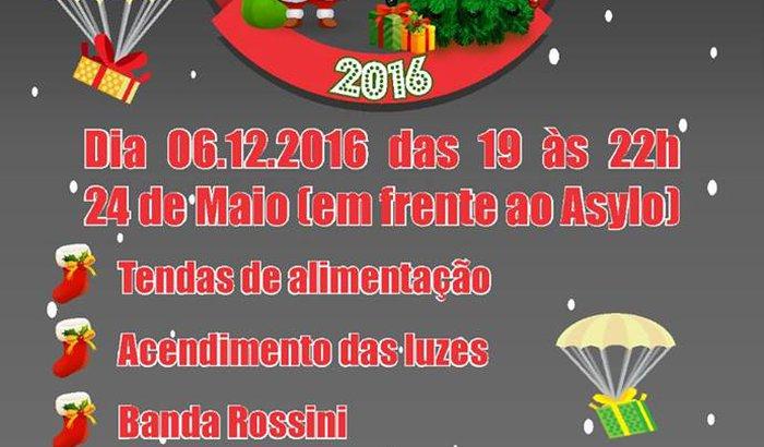 Ajude no Natal Luz do Asylo