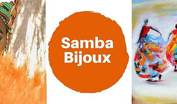 Patrocínio para a Samba Bijoux