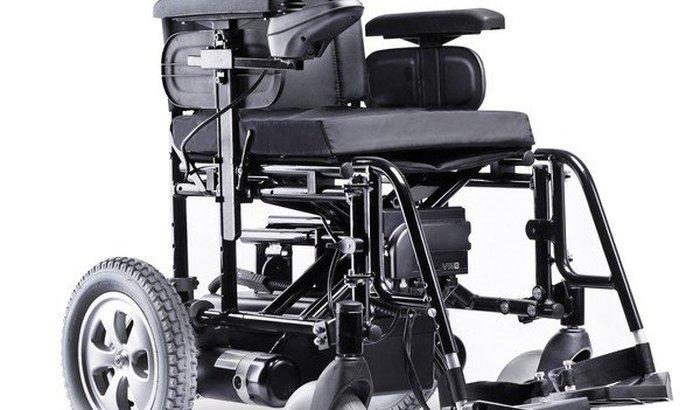 Cadeira de Rodas Motorizada.