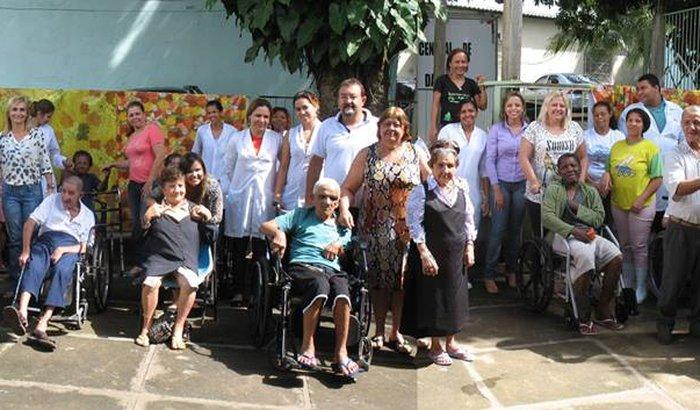 CAMPANHA Solidariedade Abrigo de Idosos São Vicente de Paulo