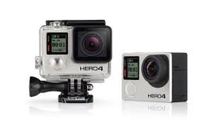 câmera GOPro