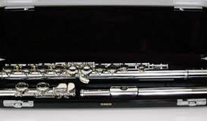 Todos por uma Flauta Yamaha Usada