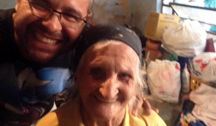 Atos de bondade: Dona Maria