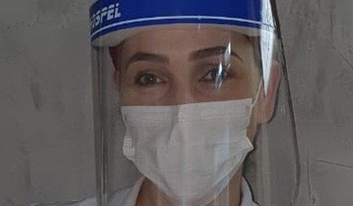 Aquisição de máscara  Faceshields para profissionais da saúde