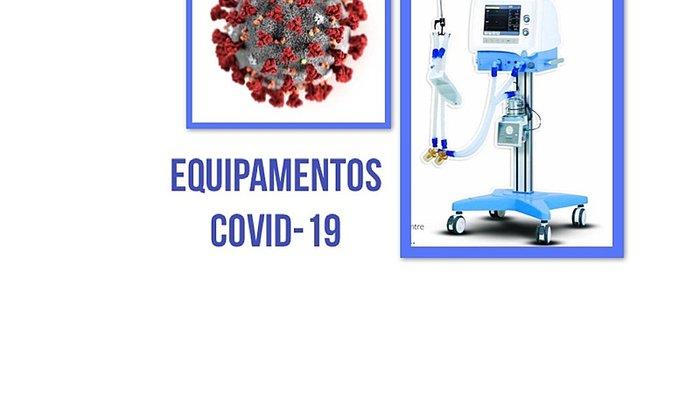 EQUIPAMENTOS COVID-19 CARAZINHO