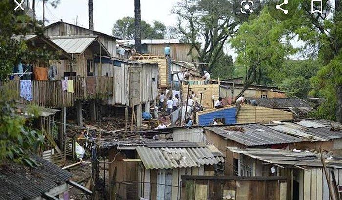 Ajuda para Comunidade da  Portelinha - Curitiba/PR