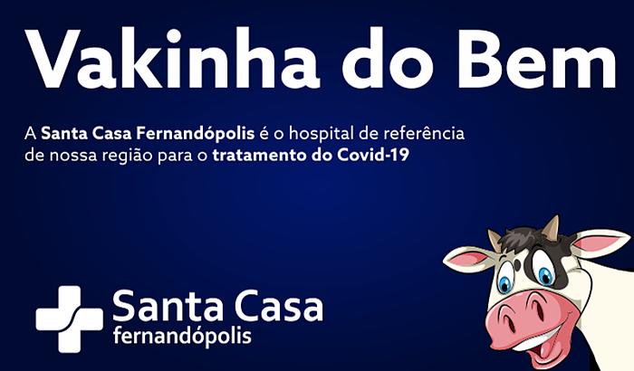 Ajude a Santa Casa Fernandópolis