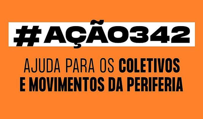 #Ação342:  Apoio para Coletivos de  Favelas do Rio de Janeiro