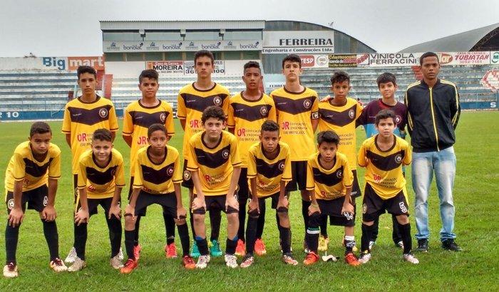Projeto social de  futebol
