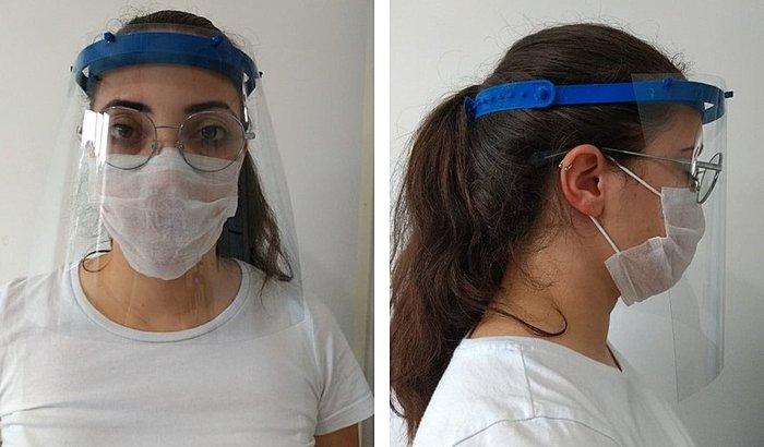 Hígia - Protetores Faciais 3D  - Ajude a combater o coronavirus!