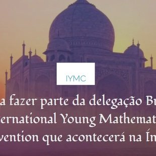Cover capa iymc