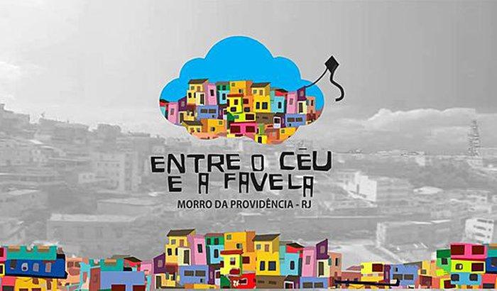 Vakinha Entre o céu e a favela