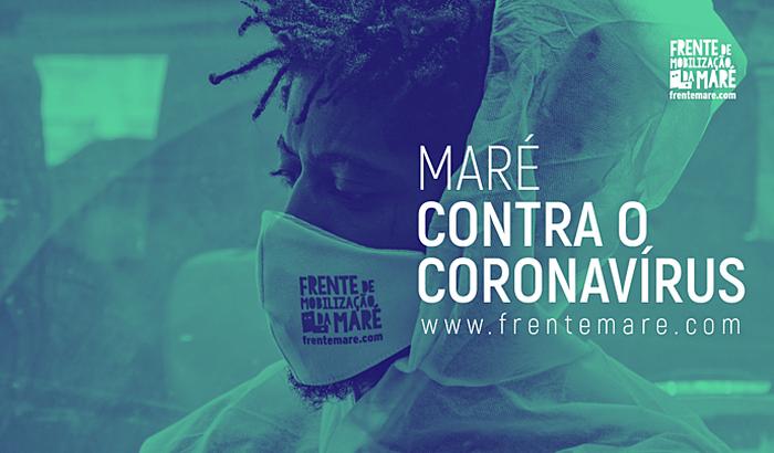 Complexo da Maré contra o Coronavírus