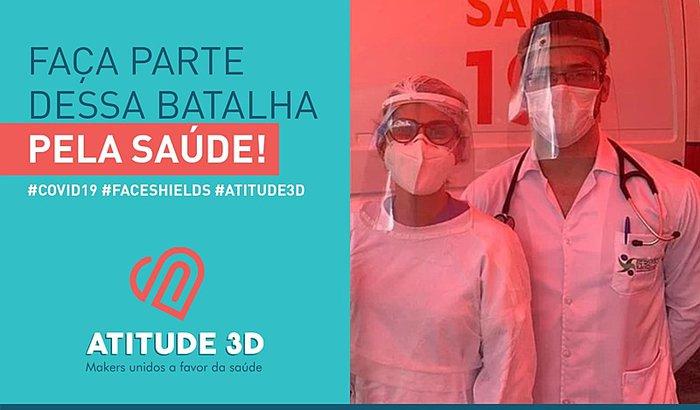 Protetores Faciais 3D - Curitiba PR