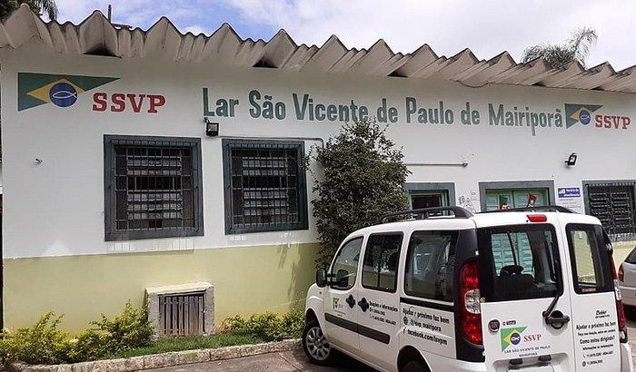 Ajuda para o Lar São Vicente de Paulo de Mairiporã
