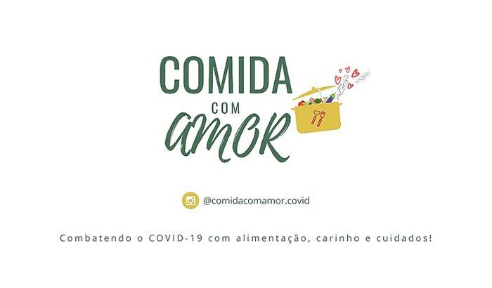 Comida com Amor no COVID19