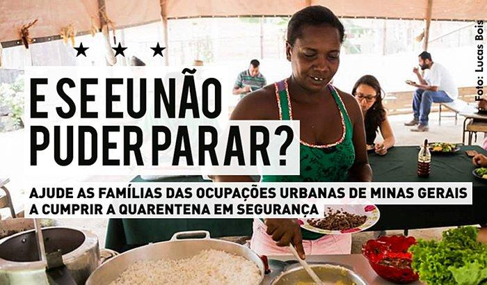 Fundo Solidário de Apoio às Famílias das Ocupações Urbanas em MG