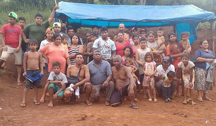 Auxilio Alimentação e Saúde do Povo Xetá devido ao COVID-19.