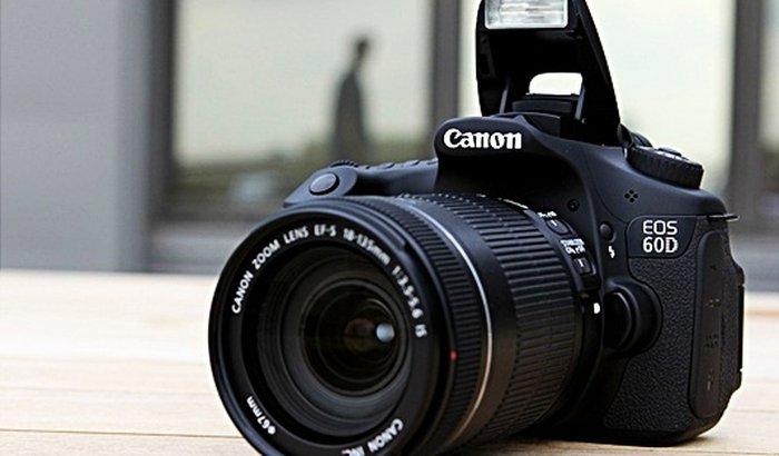 Compra de Máquina Fotográfica Para Trabalho