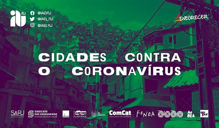 Campanha Cidades contra o Coronavírus