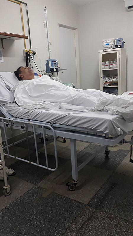 SANDRO BECKER- Cirurgia URGENTE