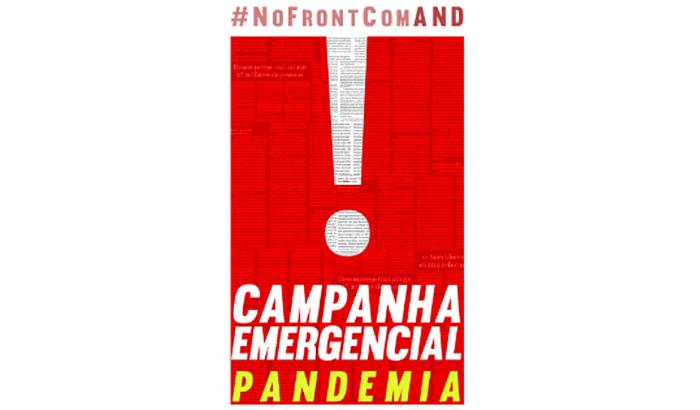 CAMPANHA EMERGENCIAL DE ARRECADAÇÃO   Jornal A Nova Democracia