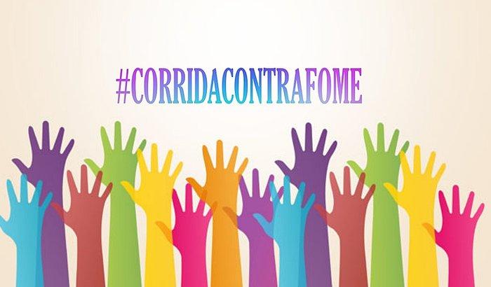 #CORRIDACONTRAFOME