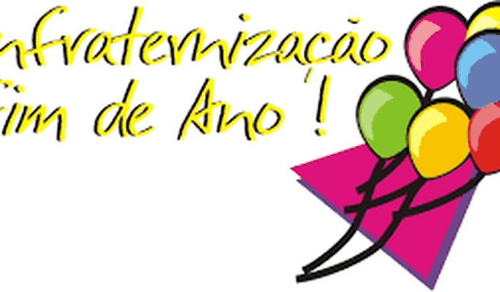 Festa de Final de Ano (organização grupo de adolescentes)