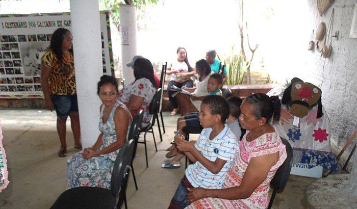 Comunidades Quilombolas e Tradicionais Contra a COVID 19