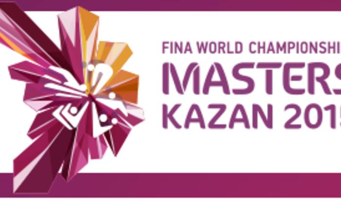Marcia Lima no Mundial de Natação na Rússia