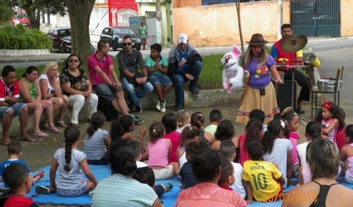 REALIZAÇÃO DA FESTA DE FIM DE ANO