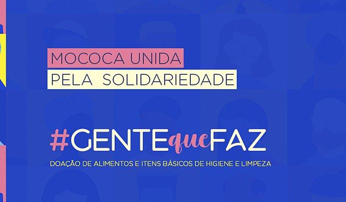 #GenteQueFaz - Solidariedade por Mococa