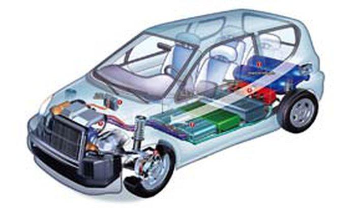 projeto veiculo auto sustentável