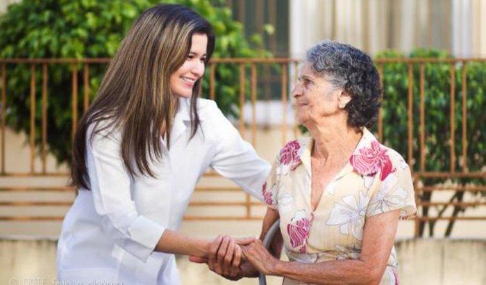 Ajuda pra instituição de ajuda para idosos carentes