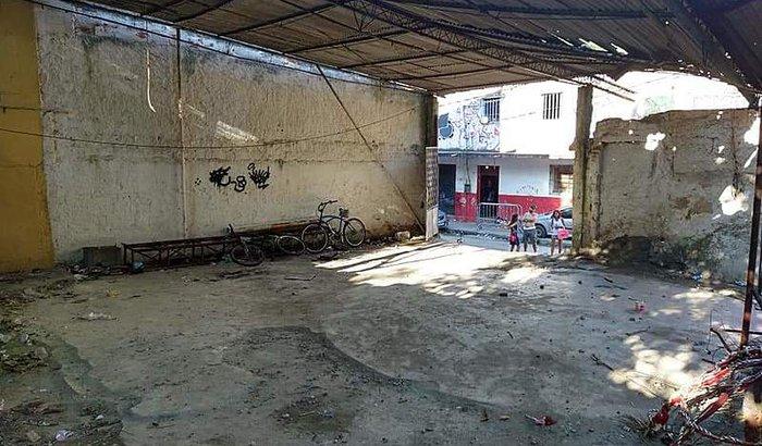 Reforma Centro Cultural Conexão Favela & Arte