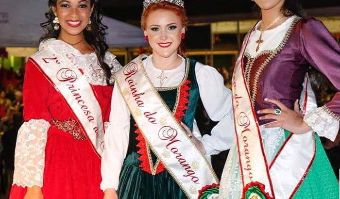 Rainha da Festa do Morango precisa de patrocínio  para Miss ES