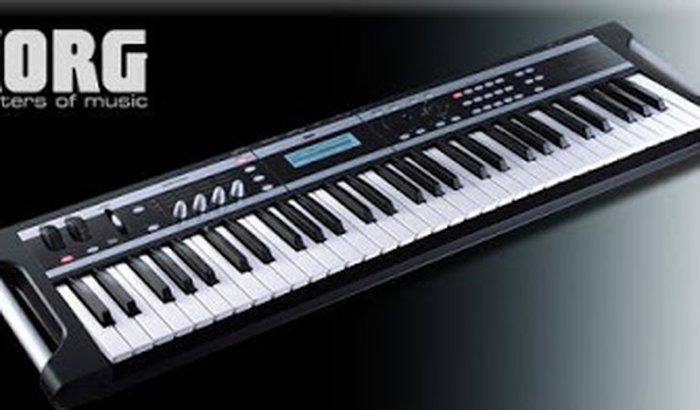 Vaquinha-de-aniversário: Profissionalizar o teclado do Daniel !